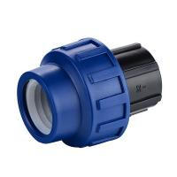 Quality PP Compression Fitting Product  End Cap for sale