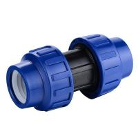 Quality PP Compression Fitting Product  Coupling for sale