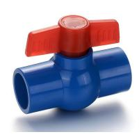Quality PVC Compact Ball Valve for sale