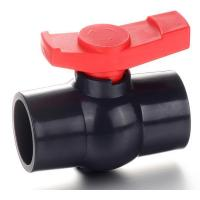 Quality PVC Luxury Octagonal Ball Valve for sale