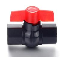 Buy cheap PVC Female Octagonal Ball Valve from wholesalers