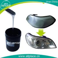 Quality No Color Change Clear UV Curable Coatings for sale