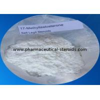Real Oral Anabolic Steroids Muscle Growth 17-Methyltestosterone Bodybuilding C20H30O2