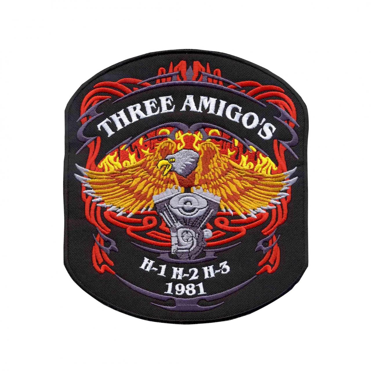 China Motorcycle Patches on sale