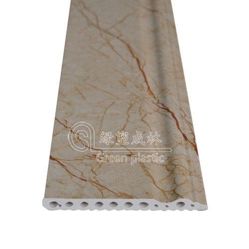China Ecological wood boards SKirting Board
