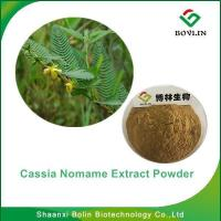 Nomame Semaherb P.E. Foaming in Cosmetics Cassia Nomame Extract Flavanol