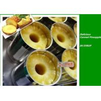 Quality Sweet Delicous Tropical Canned Fruit Pineapple Benefits For Health for sale