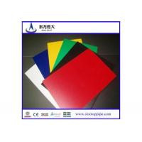 clear rigid HDPE sheet