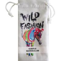 Quality digital printing spectacle bag for sale