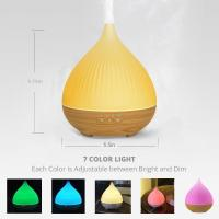 Quality Wooden Essential Oil Humidifier for sale