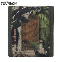Quality Tourbon Hunting Gun Ammo Holder Camouflage Rifle Bullet Cartridges Pouch for sale