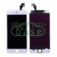 For Apple iPhone 6Plus Chinese copy A++ LCD Screen Replacement with Touch Digitizer and Frame-White