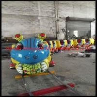 Insect Model Kids Ants Electric Track Train for Amusement Theme Park