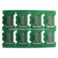 China 2 Layers PCB with OSP for Electronic Cabinet, 0.6mm Thickness, UL, SGS, RoHS Marks on sale
