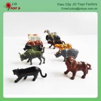 Happy Mini Zoo Animals Plastic For Child Capsule Toy