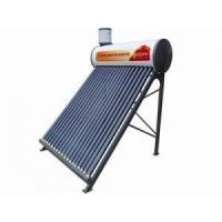 China Compact Non-Pressurized Solar Water Heater with Assistant Water Tank on sale