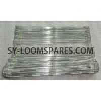 China Steel Wire Heald 12*32G, Used for Shuttle Loom Parts on sale