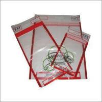 Quality Security Tamper Evident Bags for sale