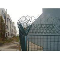 High Security Wire Metal Fence , 3 Foot Wire FenceStadium Expanded Y Post