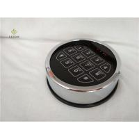Quality Bright Chrome Finish Electronic Door Keypad7969BC Against Surreptitious Opening for sale