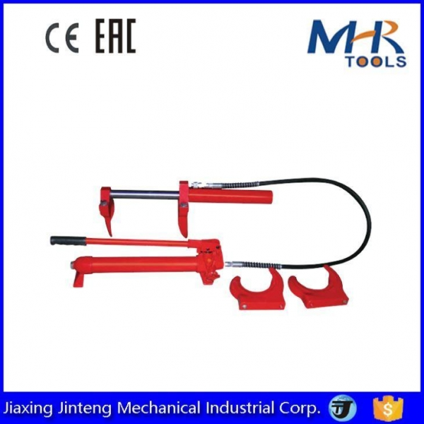Buy 1Ton Capacity Heavy Duty Hydraulic Pneumatic Auto Strut Coil Spring Compressor Machine at wholesale prices