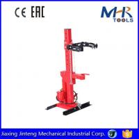 Quality 1Ton Auto Tool Hand Operated Vertical Hydraulic Strut Coil Spring Compressor for sale