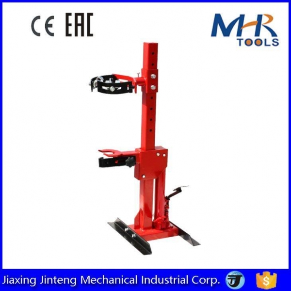Buy 1Ton Heavy Duty Hydraulic Auto Strut Coil Spring Compressor Machine at wholesale prices