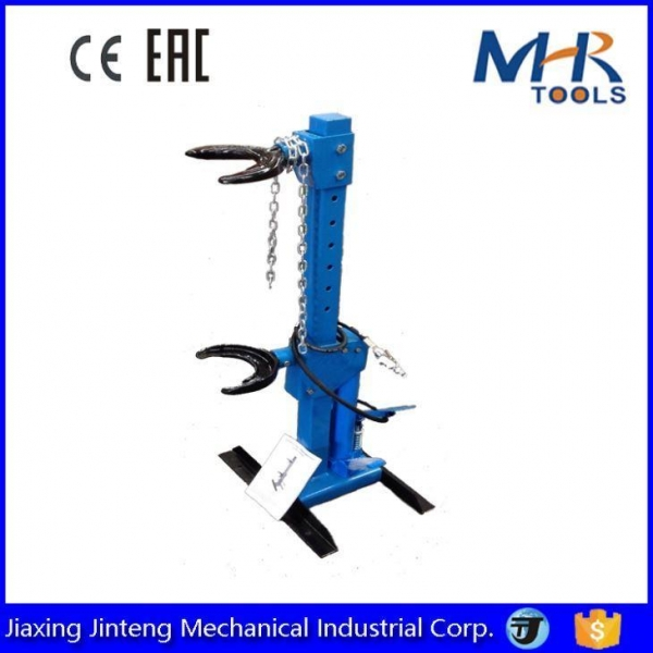 Buy 1Ton Capacity Heavy Duty with Air Driven Hydraulic Auto Strut Coil Spring Compressor at wholesale prices