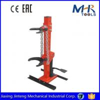 1Ton Auto Tool Manual Operated Vertical Hydraulic Strut Coil Spring Compressor