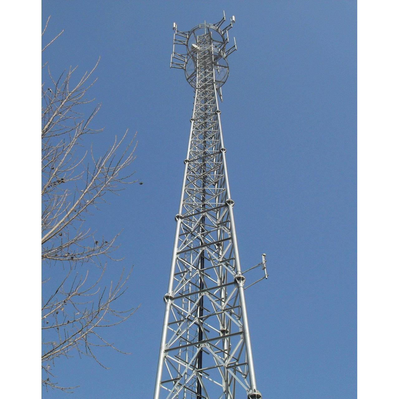 Self-Supporting Tower