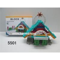 HI-5501 Wholesale Intelligent Transformable Toy (fairy-tale cottage)