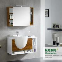 Moon Series Wall-Hung Cabinet With Shelf And Artificial Stone Top(600mm, 900mm)