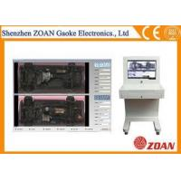 High Automation Under Vehicle Security System , Vehicle Inspection Machine Fixed Type