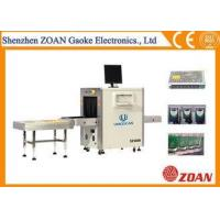 Luggage X Ray Security Scanner Machine With 600*400mm Tunnel Size OEM Available