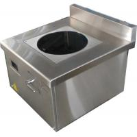 Quality 12KW / 380V / 3PH Customized Commercial Soup Cooker Multiple Safety Protection for sale