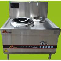 Quality Commercial Single Wok Burner , Large Deep Fryer SUS 304 S / S Material for sale