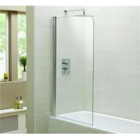 Stainless Steel Shower Screen with Tempered Glass