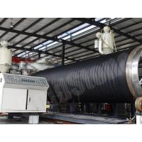 Quality Steel Reinforced Large Diameter Pipe For Low Pressure Water Deliery for sale