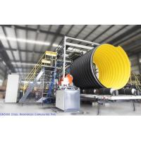 Buy cheap Steel Reinforced Corrugated Pipe from wholesalers