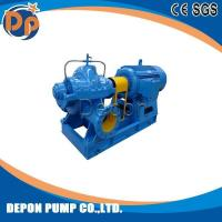 S Split Case Double Suction Pump with Electirc Motor Better for Irrigation