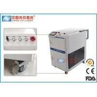Laser Oxide Removal Machine Pre-Treatment for Adhesive Bonding and Coating