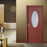 Buy cheap Classic Indoor Doors with Water Proof MDF Door Frame from wholesalers