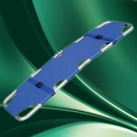 Quality Portable Lightweight Folding Patient Casualty Emergency Rescue Stretcher Medic for sale