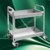 Quality ISO with competitive price hospital medical records trolley for sale