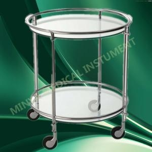 Buy Mayo Trolley hospital crash medical instrument trolley at wholesale prices