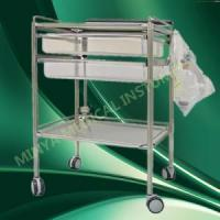 Quality Hospital trolley with a full range of emergency accessories for sale