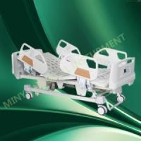 Quality ICU 5 functions medical hospital bed electric for sale