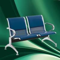 Buy cheap economic hospital metal frame 3-seater waiting chair from wholesalers