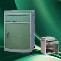 Buy cheap hospital cabinet with abs plastic bedside lockers/abs bedside locker from wholesalers