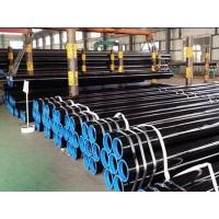 JIS G3444 STK490 Seamless Carbon Steel Tube
